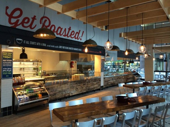 Roast Bbq Restaurant Branding Roast Restaurant Restaurant