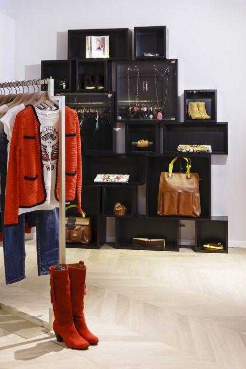 another storage solution elements of decoration pinterest magasin vetement magasin et no l. Black Bedroom Furniture Sets. Home Design Ideas