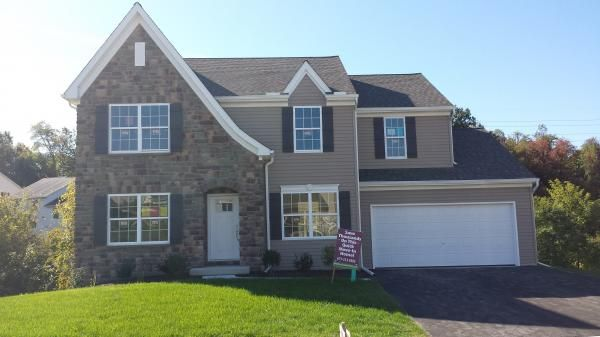 Windsor Manor of Ivy Ridge in Harrisburg, PA. 4 bedrooms and 2.5 baths at the price of 289,912. #KCH #QuickMoveIns #NewHomes