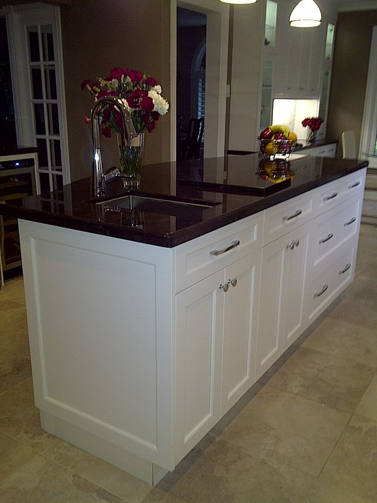 white kitchen cabinets with oil rubbed bronze hardware antique brown with white cabinets just change sink to 2261