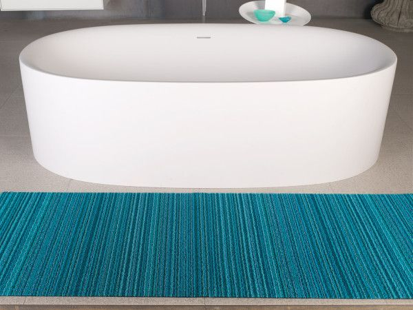 Chilewich Indoor Outdoor Mats In The Bathroom Or Kitchen