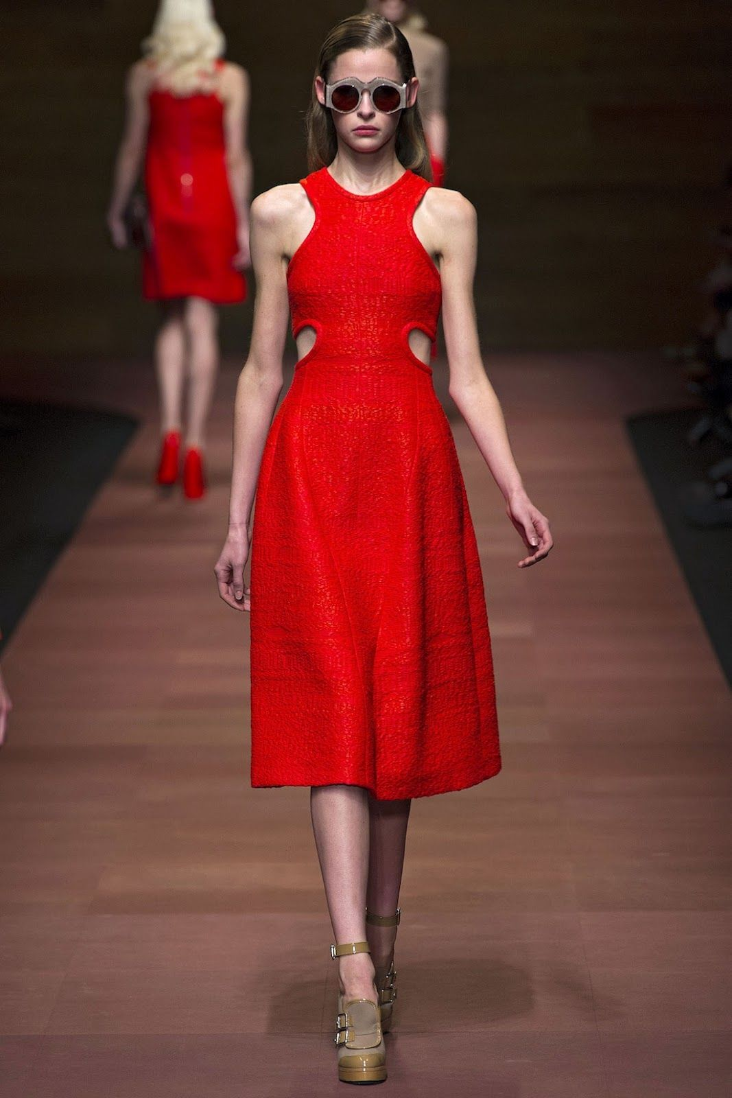 8. Carven SS13 #PFW #FashionShow #Womenswear #runway #look