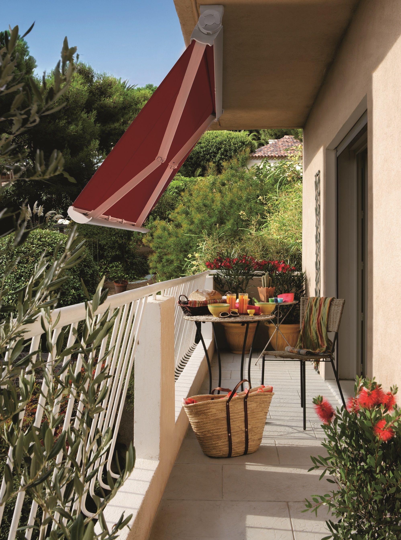 Le store banne sierra n 39 est pas r serv qu 39 aux terrasses de jardin il s 39 adapte tr s bien sur - Alexandre jardin des gens tres bien ...