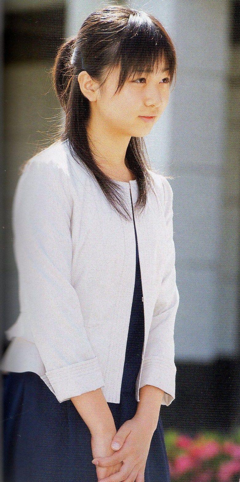厳選】皇室の美人画像集  【皇族】秋篠宮佳子さま かわいい画像