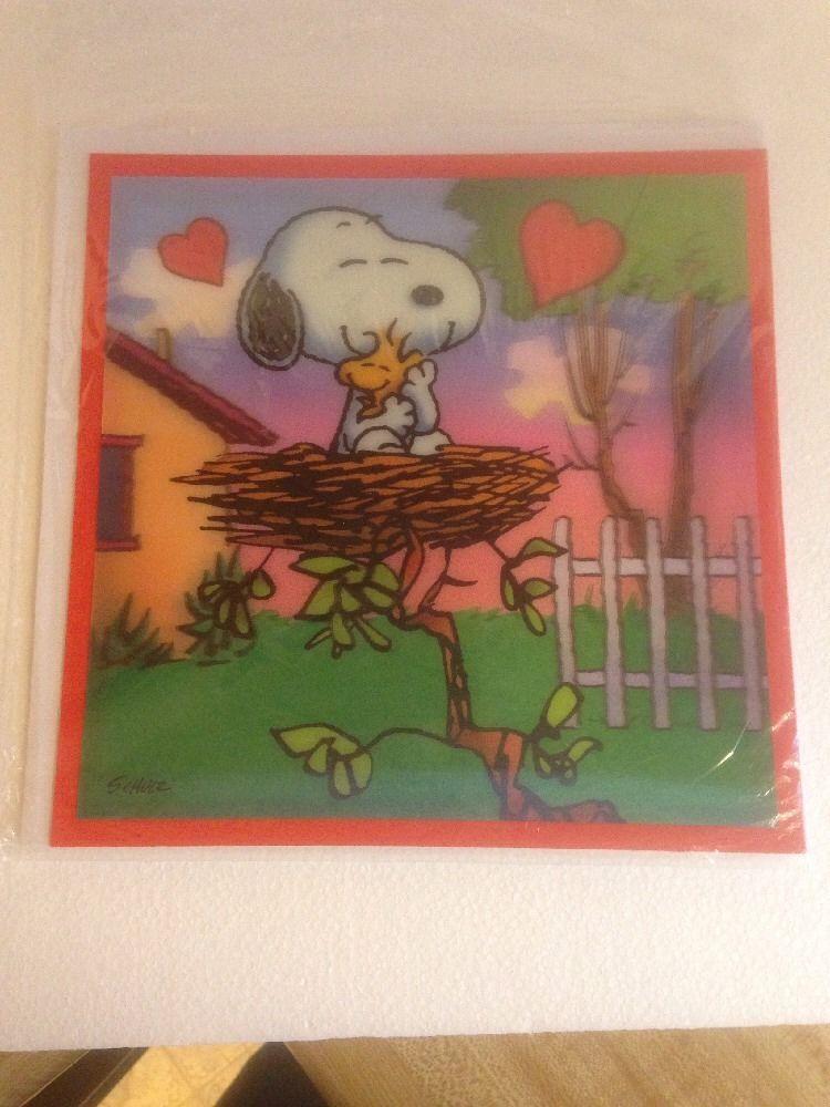 Hallmark Innovations Peanuts Valentine Card Hallmark