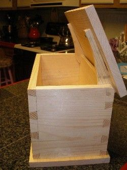 Dovetail Box Simple Wood Joinery Woodworking In 2019