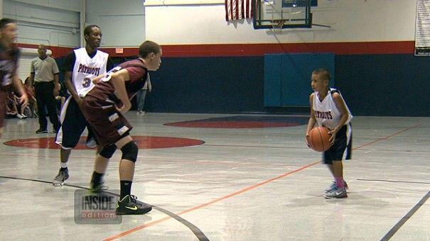 "11-Year-Old Becomes Varsity Basketball Star • ""Julian"