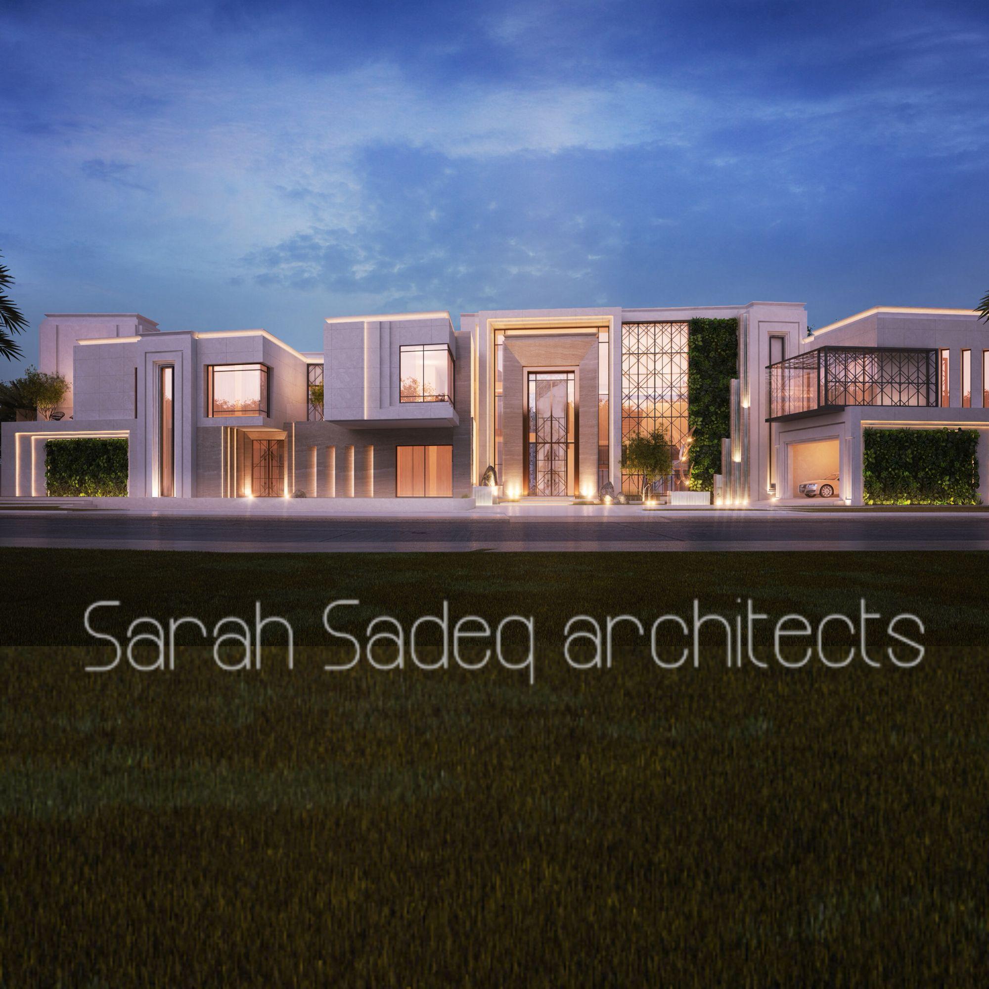 The palace by sarah sadeq architects private villa kuwait