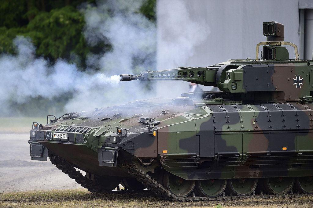독일 육군 퓨마 장갑차 - 유용원의 군사세계