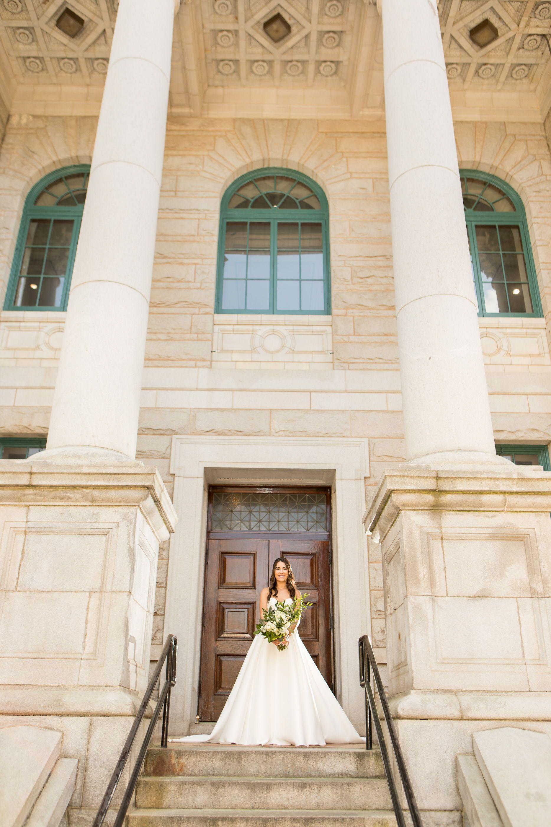 Beautiful bride virginia looking absolutely stunning