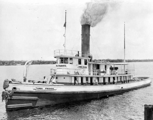 The Broward Family Tug Boats Steam Boats The Spanish American War