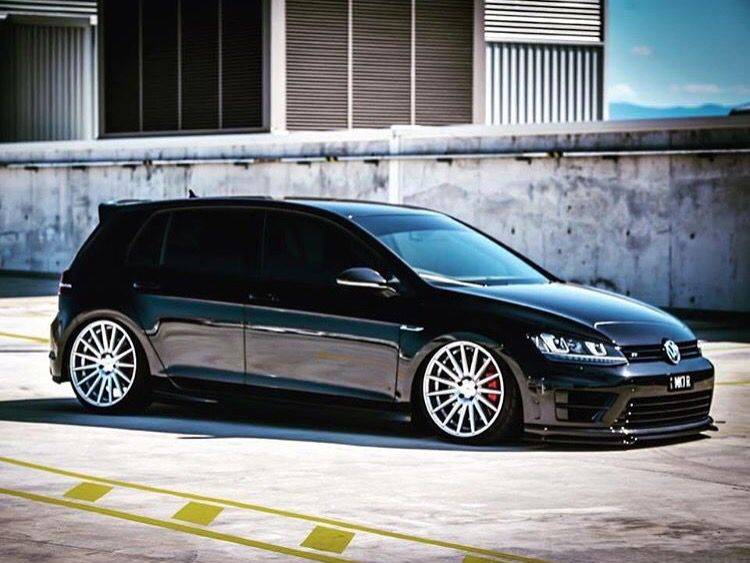 2013 Golf R With A 740 Hp Vr6 Performance Wheels Twin Turbo Vw Golf Vr6