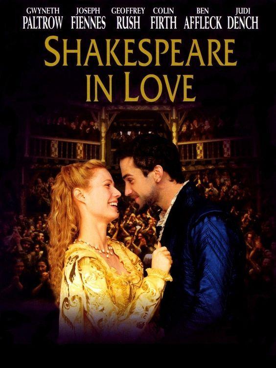 Shakespeare in love - the movie