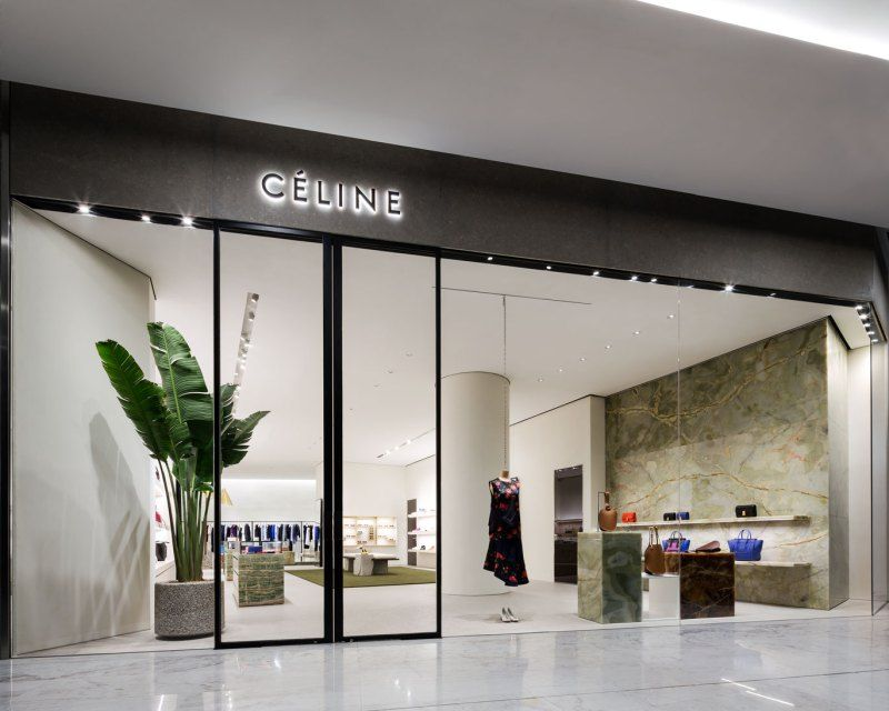 Celine Store Emquartier By PP Group