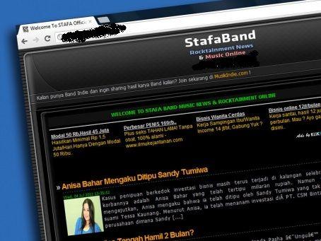 Stafaband Merupakan Situs Yang Ramai Dikunjungi Pada Tanggal  Situs Ini Memiliki Alexa Rang 4831 Dan Pengunjung Setiap Harinya Sebanyak