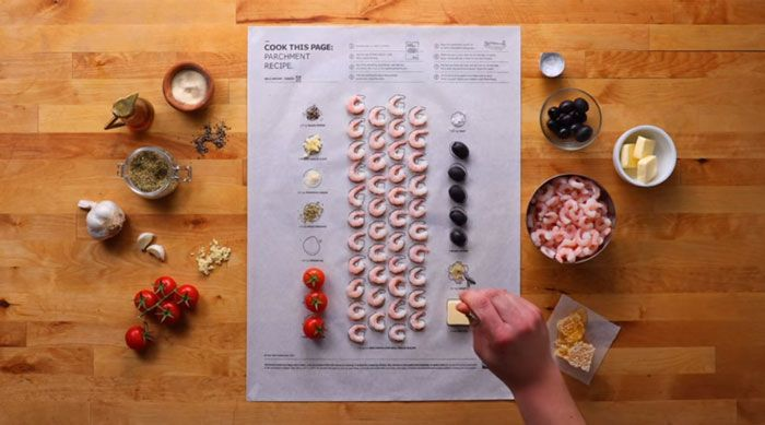 IKEA's Genius Recipe Posters Make Cooking Effortless With A Simple Trick
