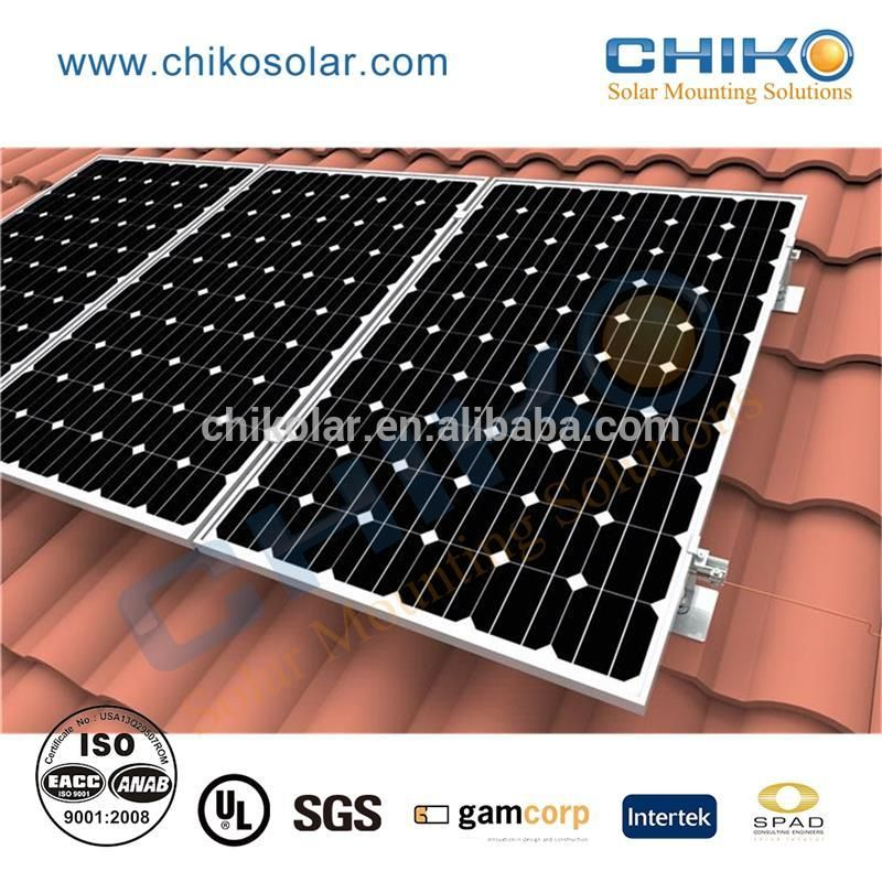 Time To Source Smarter Solar Panel Mounts Roof Solar Panel Solar
