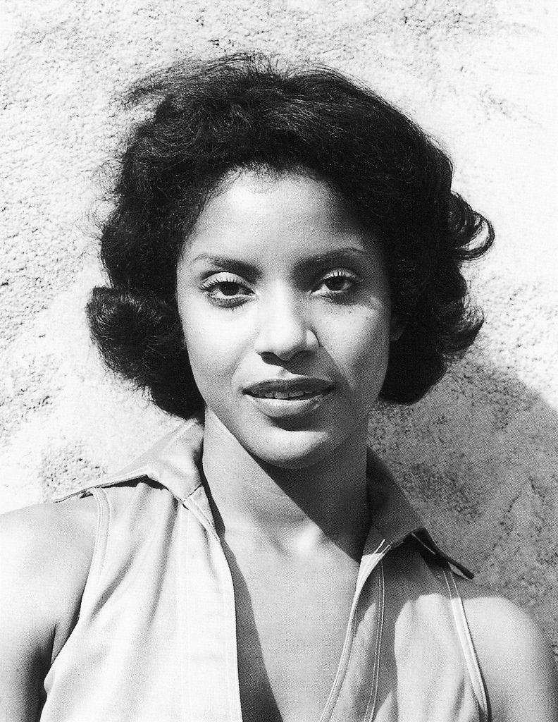 A young Phylicia Rashad. Rare yet stunning.