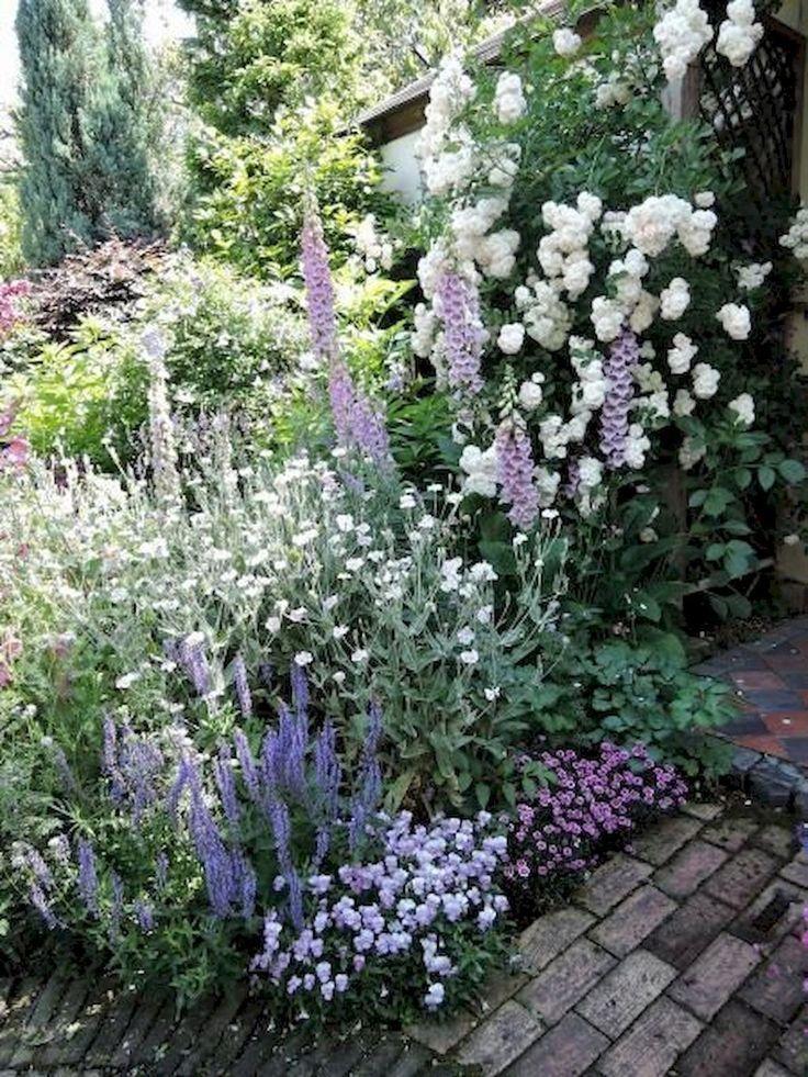 90 schöne kleine Gartenideen für Garteninspiration #kleinegärten