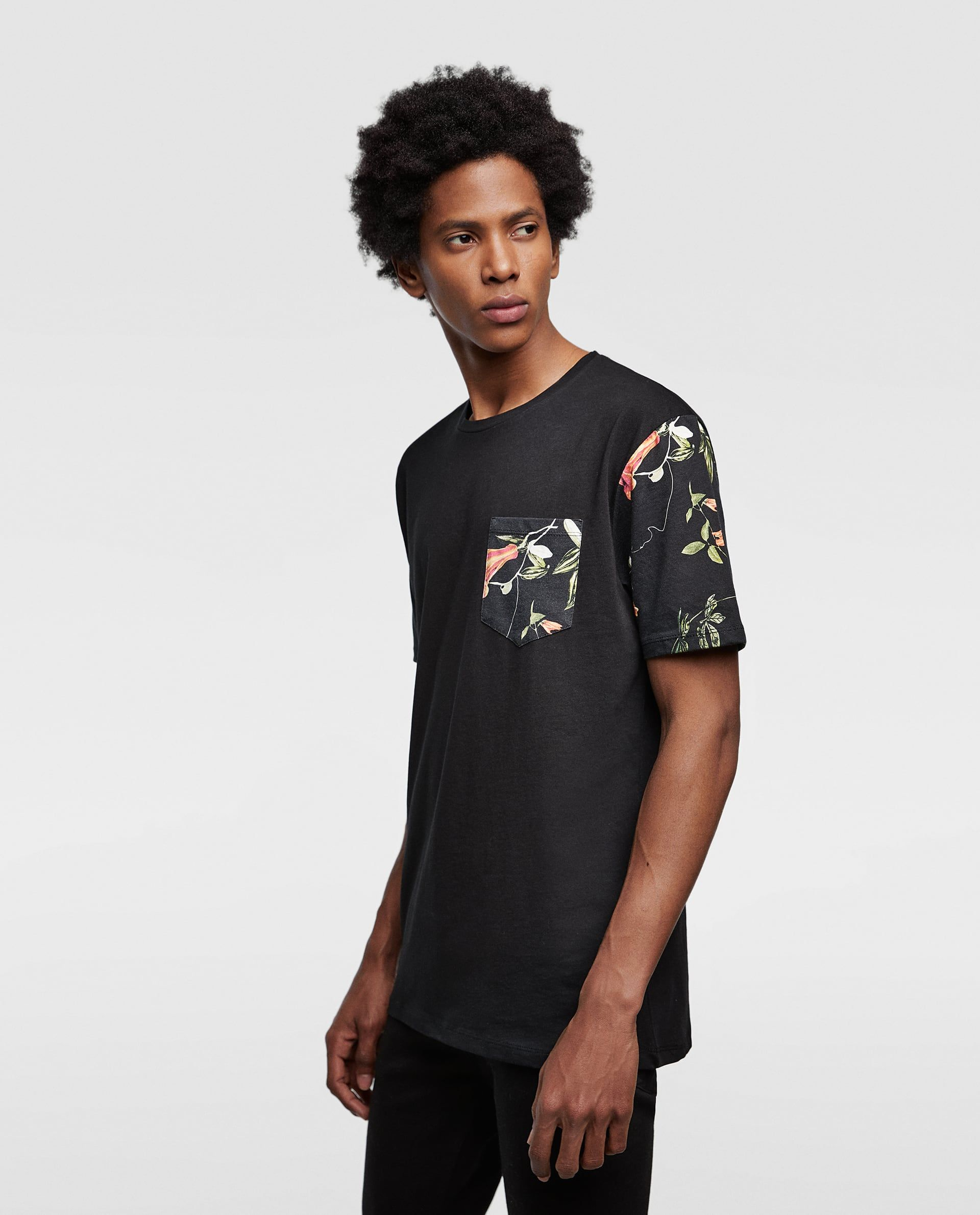 0a28abcc84 Men's T-shirts | New Collection Online | ZARA United States | Oliver ...