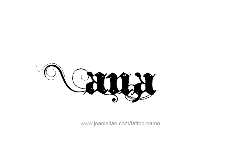 Ana Name Tattoo Designs Name Tattoo Designs Name Tattoos Tattoo Designs