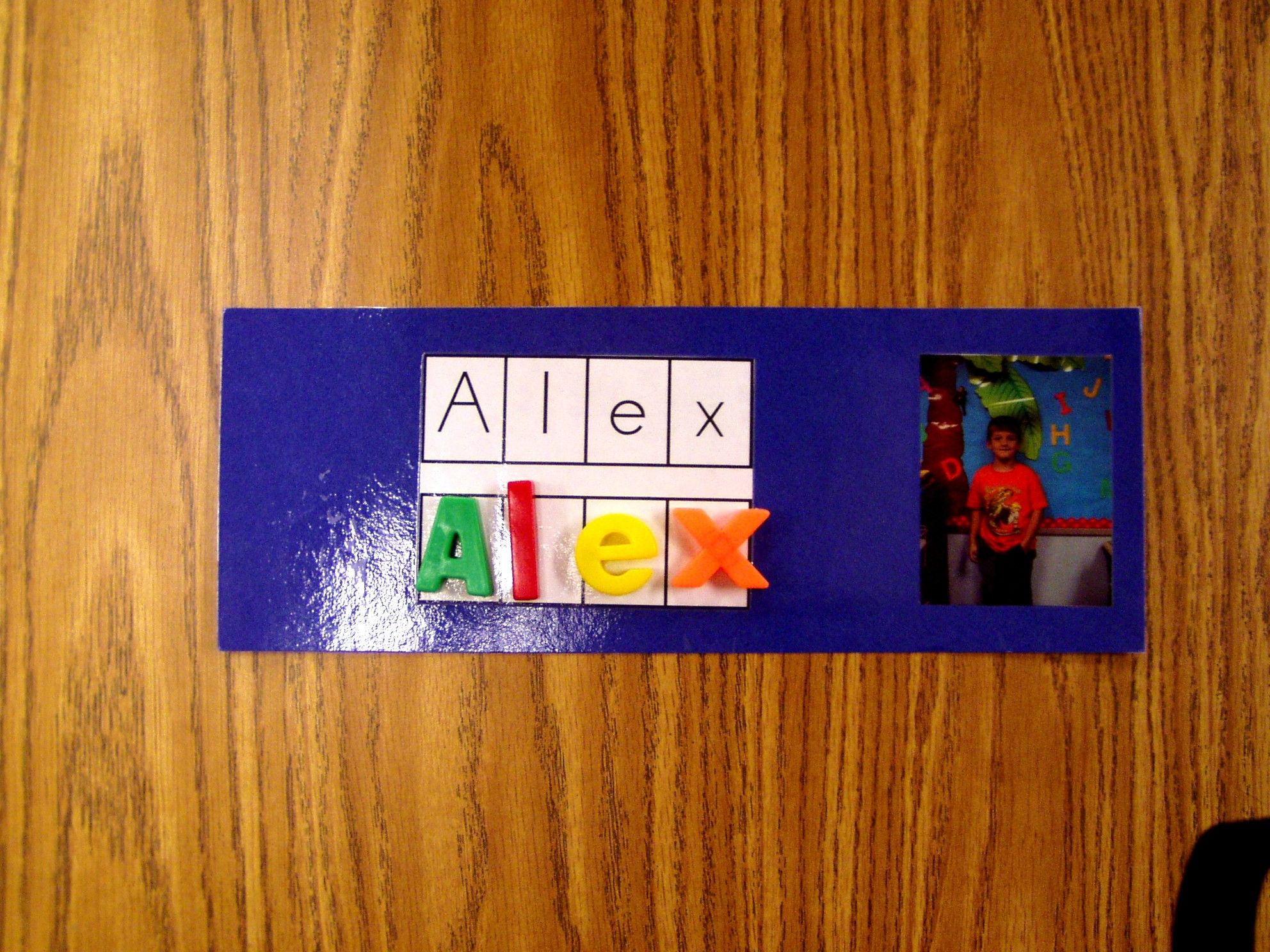 Preschool Name Practice Also Do It With Unifix Cubes And