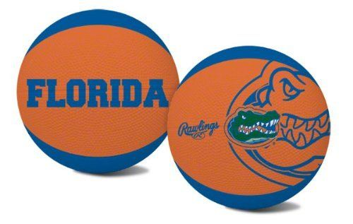 NCAA Florida Gators Alley Oop Youth Size Basketball by ...