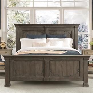 Juniper Panel Bed I Riverside Furniture | Juniper Collection ...