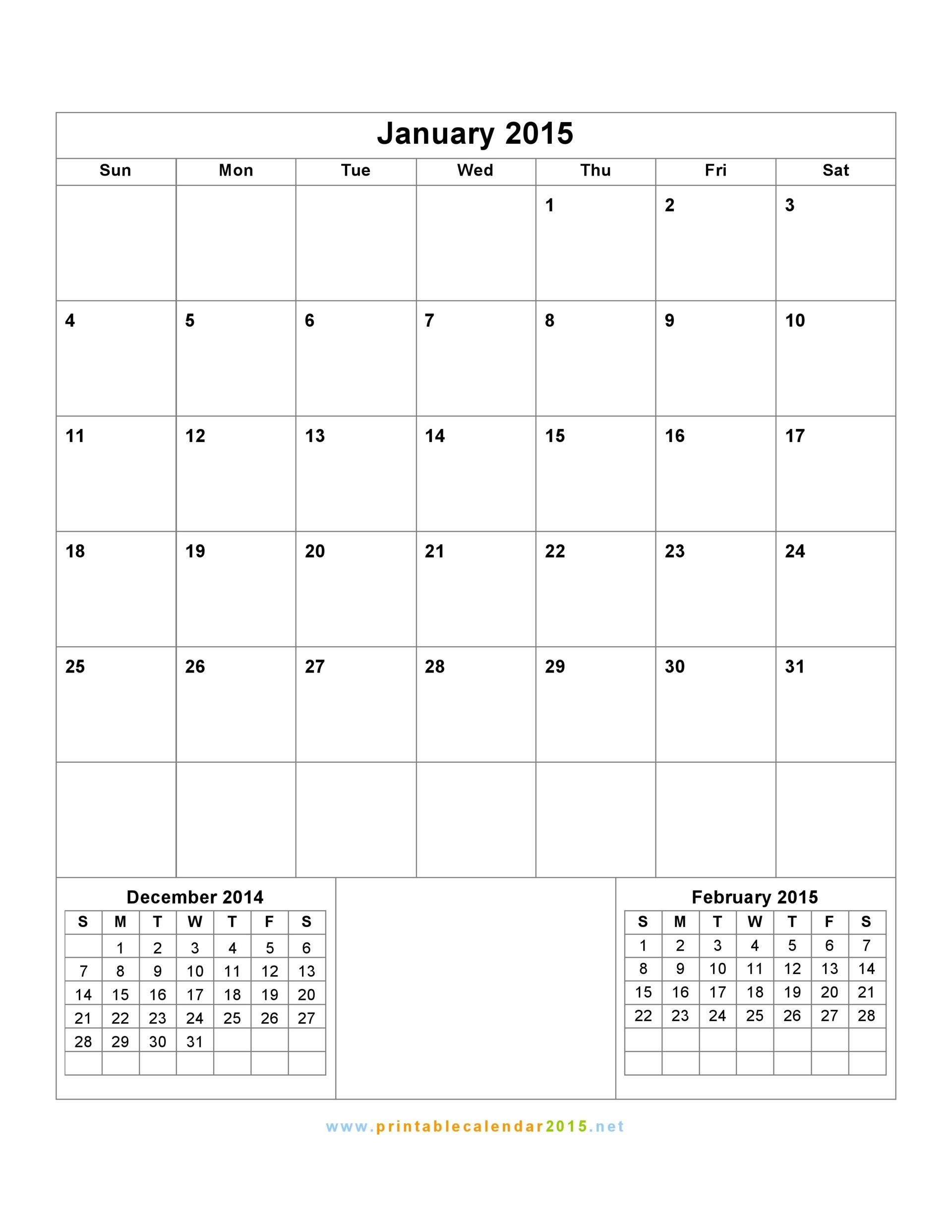 3 Month Calendar Template 2015 from i.pinimg.com