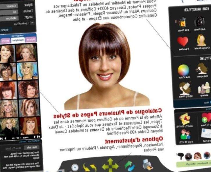 Test coupe de cheveux virtuelle homme