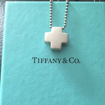 2a16f5e7b Get the lowest price on Tiffany & Co Cruciform Cross Pendant and other  fabulous designer clothing and accessories! Shop Tradesy now