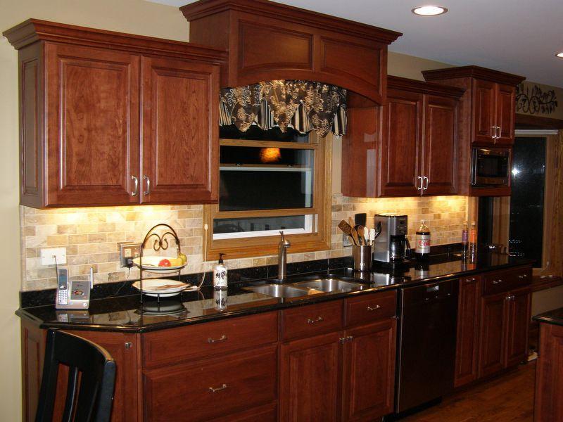 crown molding   Custom kitchens, Kitchen design, Quality ...