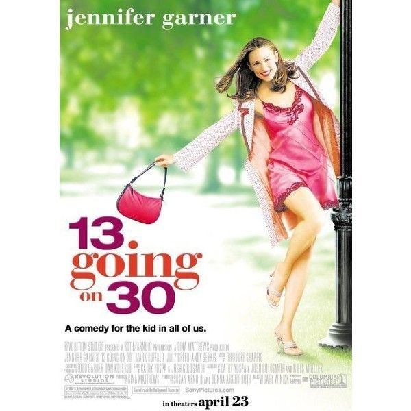 Pictures & Photos from 13 Going on 30 - IMDb ❤ liked on Polyvore featuring movies and dvds