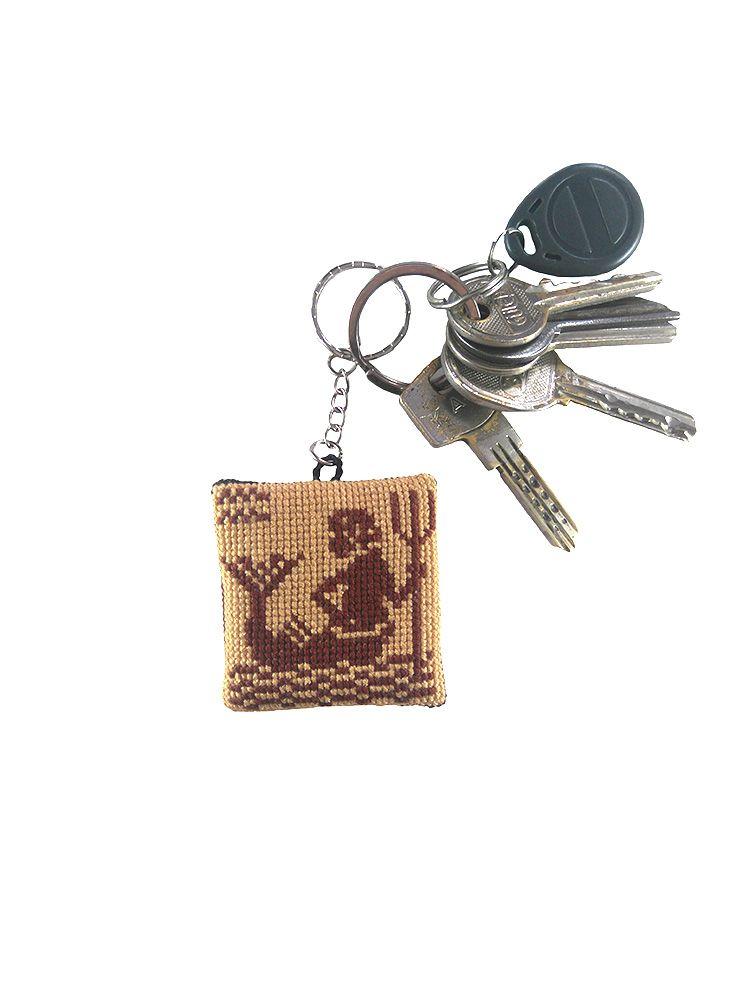 Horoscope keychain