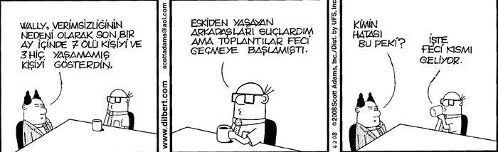 Karikatür Gazetesi: Dilbert 06/12   Karikatür