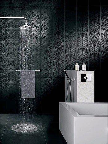 home design international: contemporary black and white