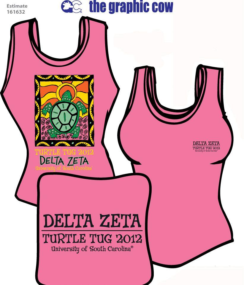 Delta Zeta Turtle Tug | Delta zeta, Delta, Zeta