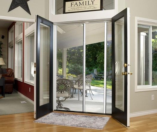 Screens For French Doors Retractable