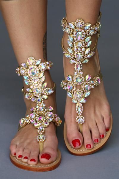 696ca3b74 Women s handmade leather sandals at shopmystique.com. Shop for jeweled    embellished