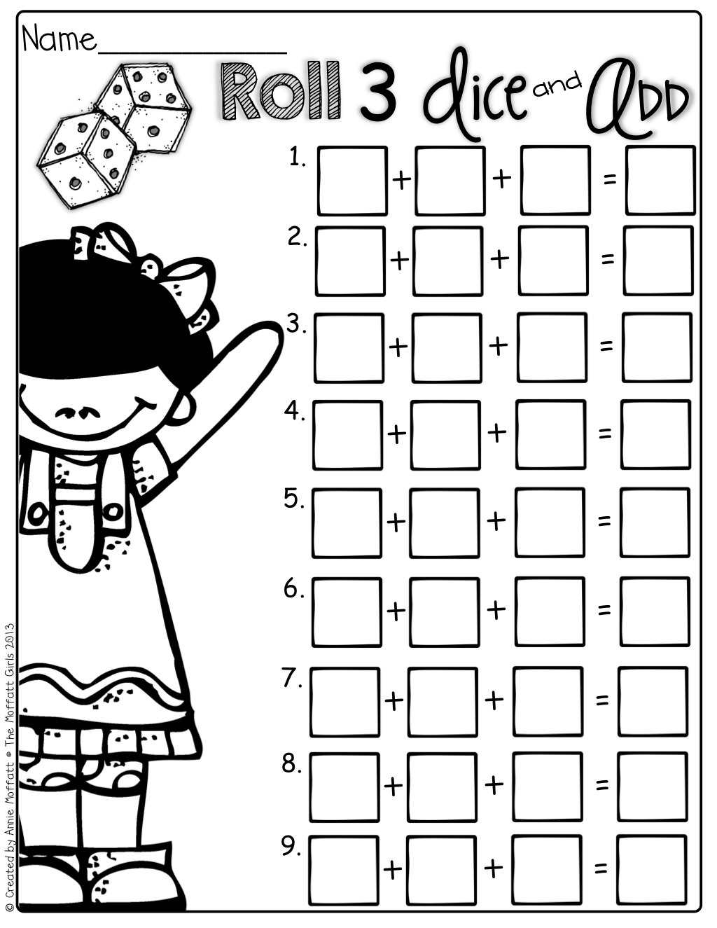 Parade Math Worksheets   Printable Worksheets and Activities for Teachers [ 1325 x 1024 Pixel ]