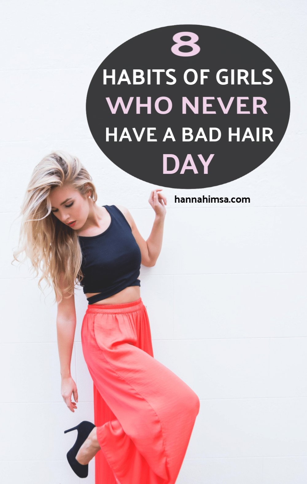 8 Habits Of Girls Who Have Healthy Hair