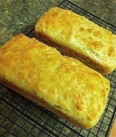 Holly B Baking : English Muffin Bread