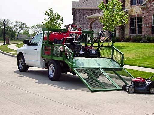 Landscaping Jobs Near Me Landscape Trailers Truck Bed Landscape Maintenance