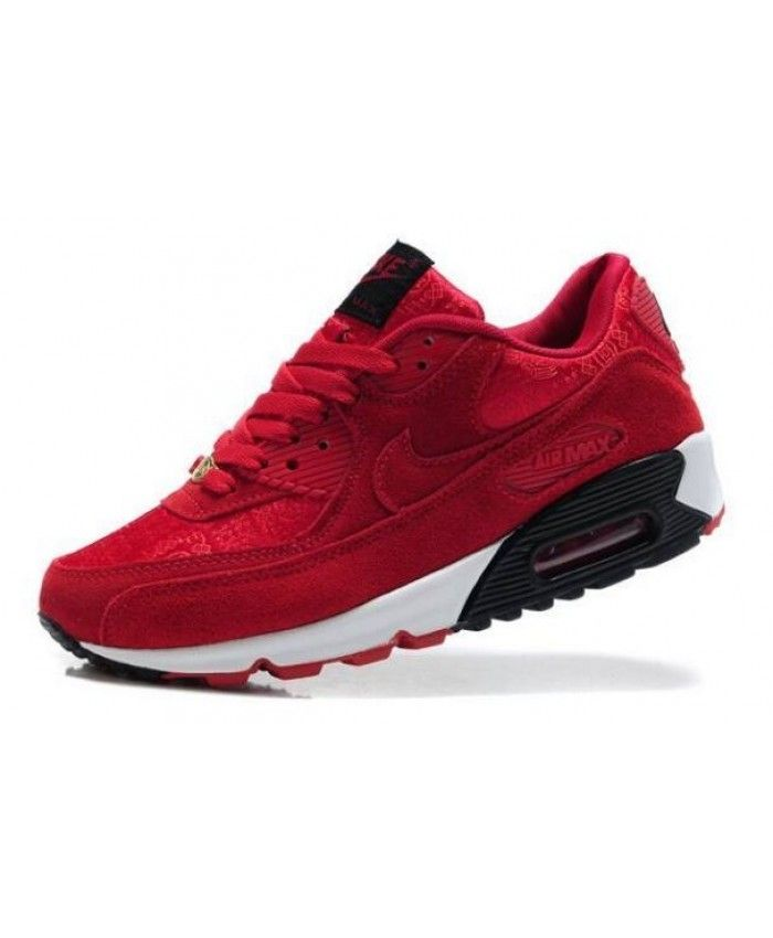 Cheap Nike Air Max 90 China Red Absolutely meet your sport