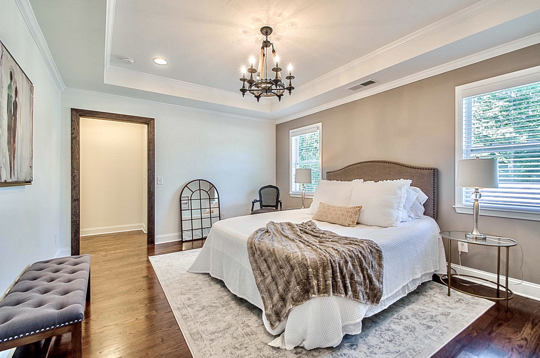 Recently staged (With images) Master bedroom, Home decor