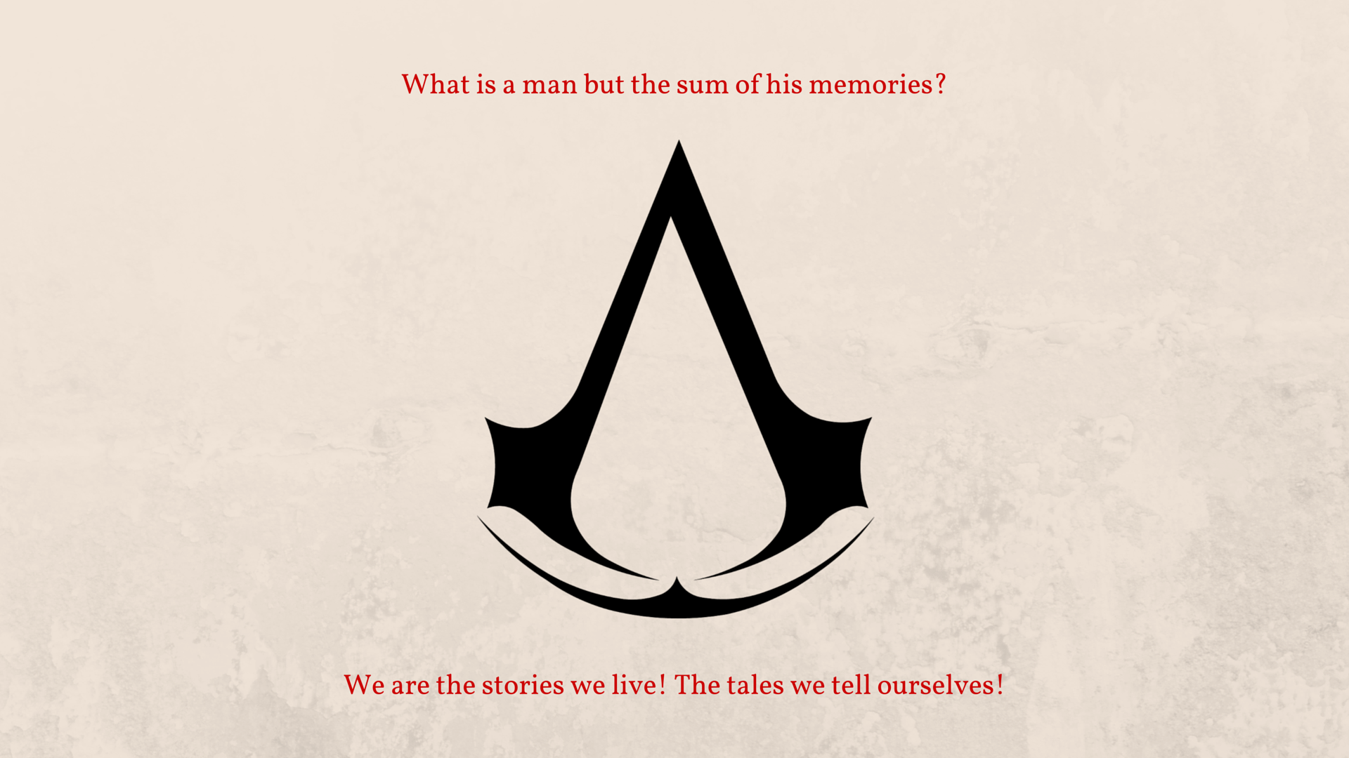 Assassin S Creed Revelations Quote 1920x1080 Revelations Quotes Assassins Creed Assassins Creed Wallpaper Iphone