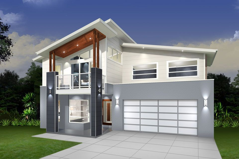 Marksman Homes » Daintree Cove Facade house, House