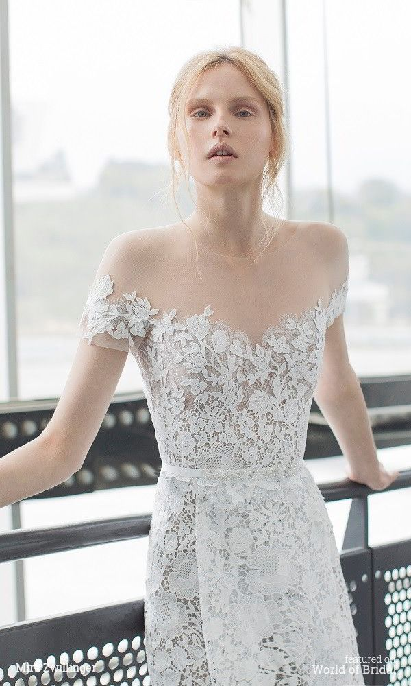 Mira Zwillinger 2016 Wedding Dresses Stardust Collection | Vestidos ...