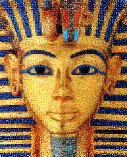 symbolic mosaic portrait - Google Search