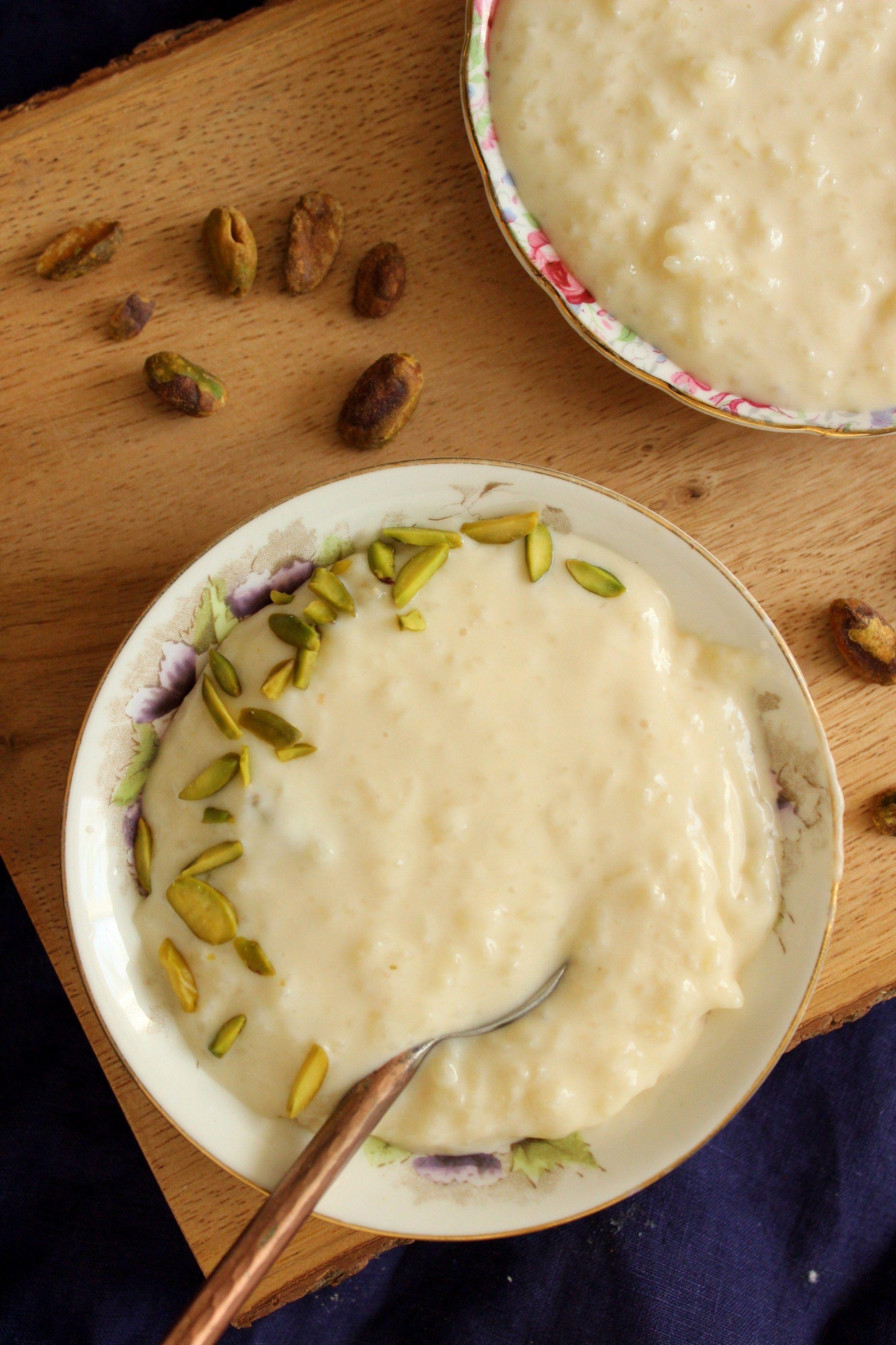Chawal Ki Kheer Pakistani Rice Pudding Flour Spice Kheer Recipe Rice Pudding Pakistani Kheer Recipe